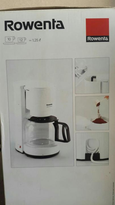 Кофеварка rowenta es 3200 opio