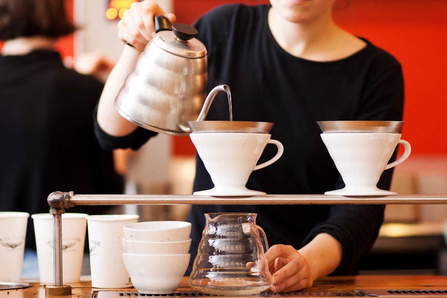 12 лучших кофеварок для пуровера