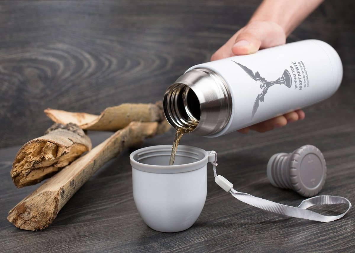 Как очистить термос внутри от чая, накипи и других загрязнений – способы