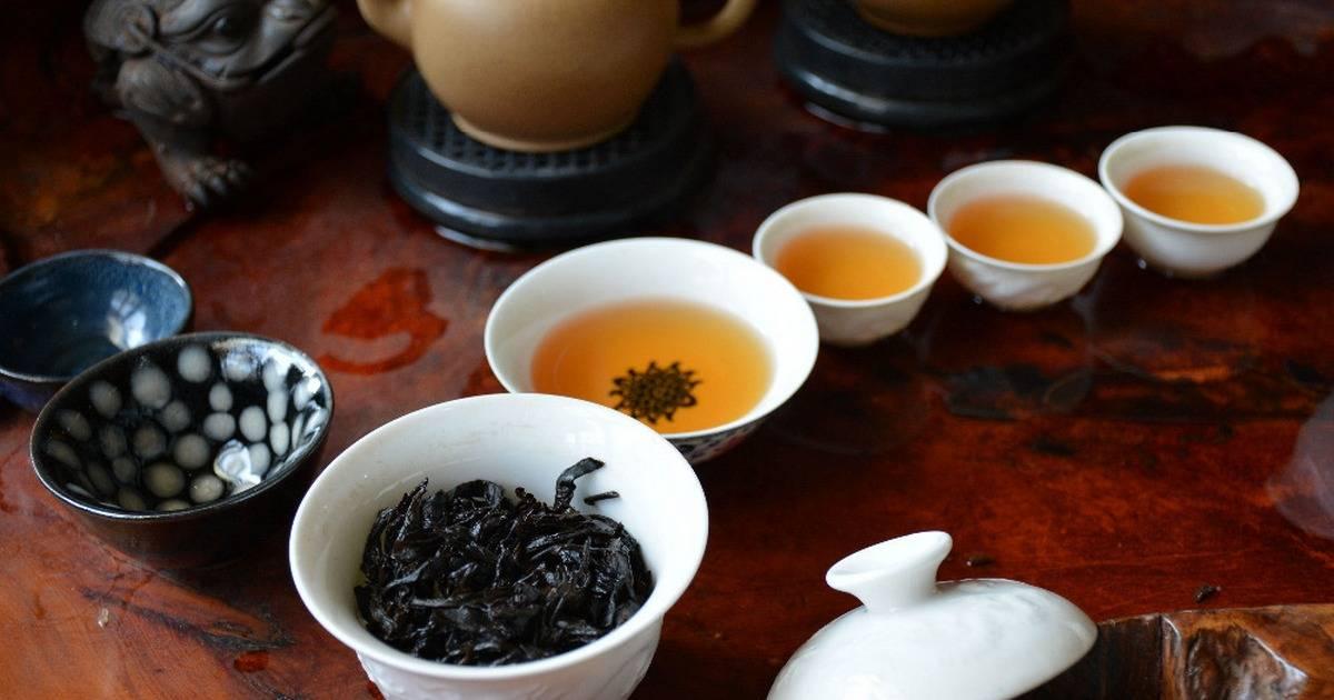Красный чай: свойства, польза, как заваривать