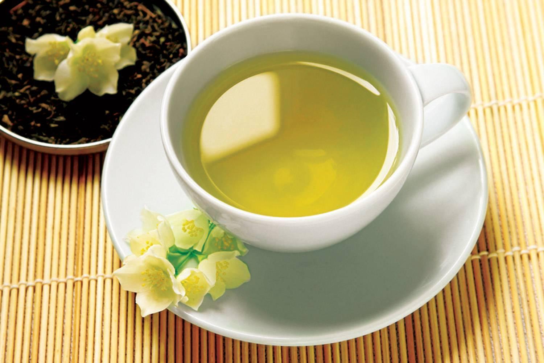 Зеленый чай с жасмином: польза и вред