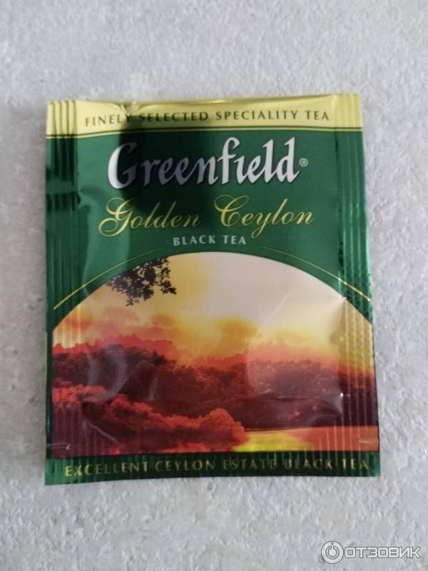 Ассортимент чая гринфилд: виды и сорта, отзывы