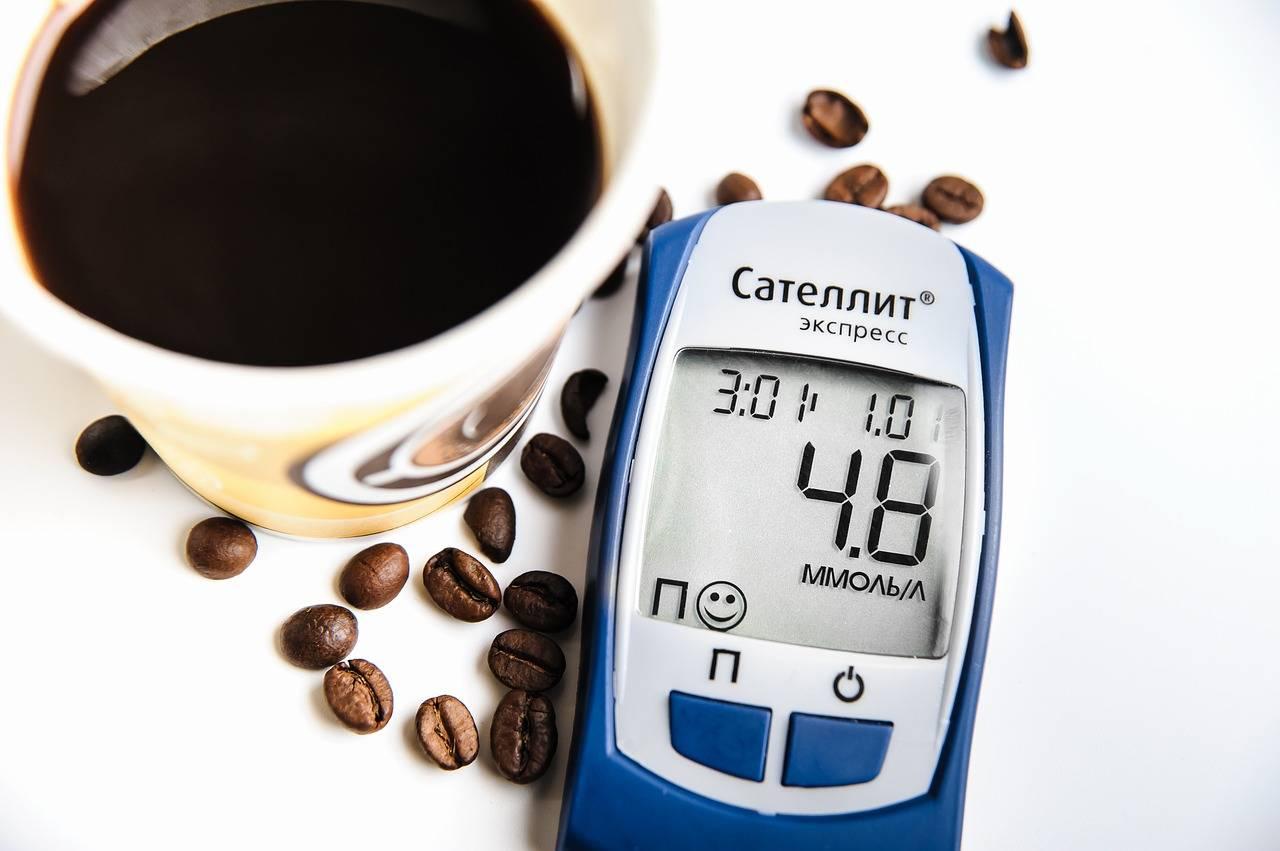 Можно ли пить кофе при диабете 2 типа