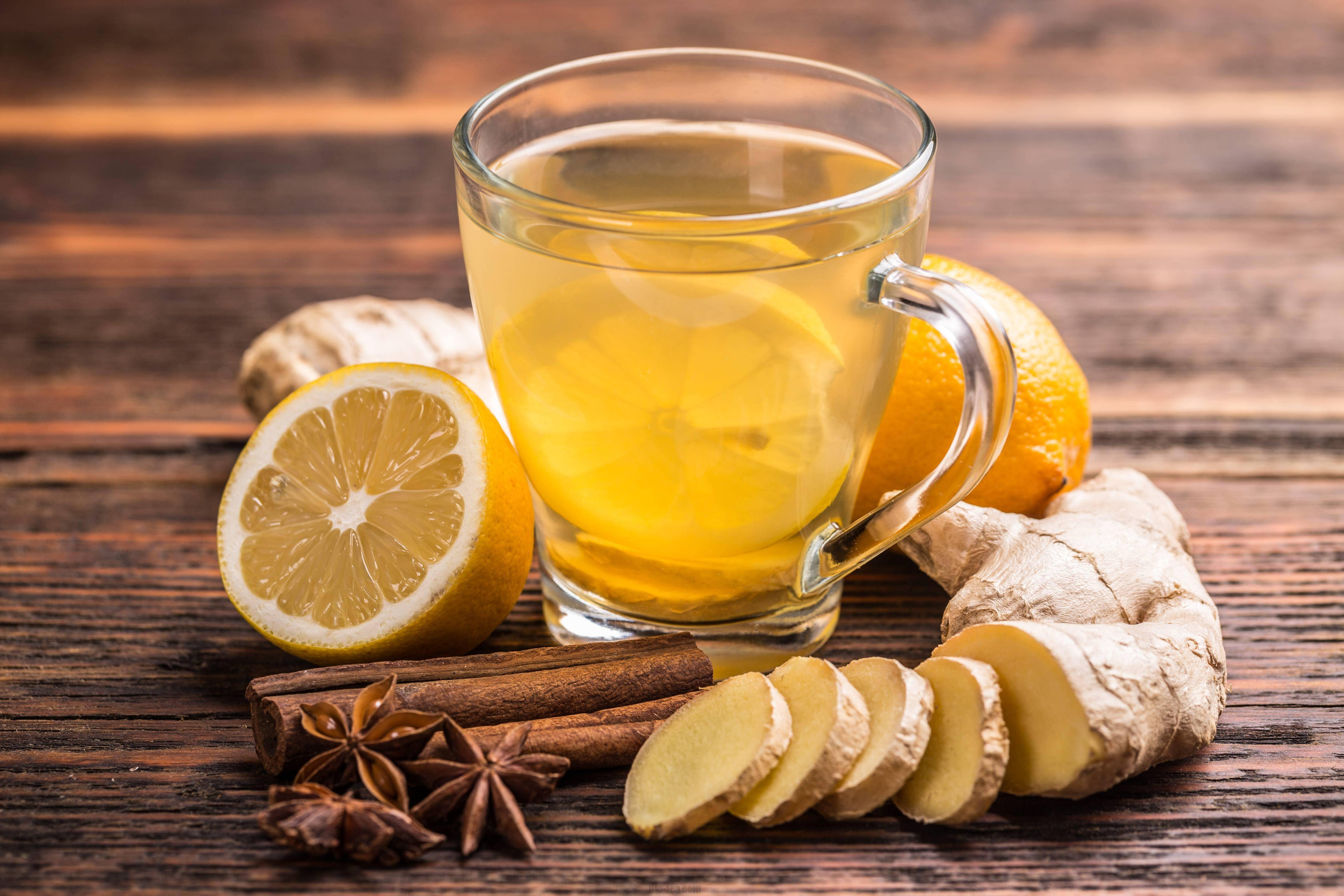 В чем польза от имбирного чая для организма человека