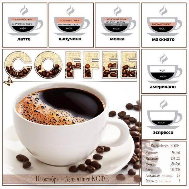Что полезнее для здоровья и организма какао или кофе | польза и вред
