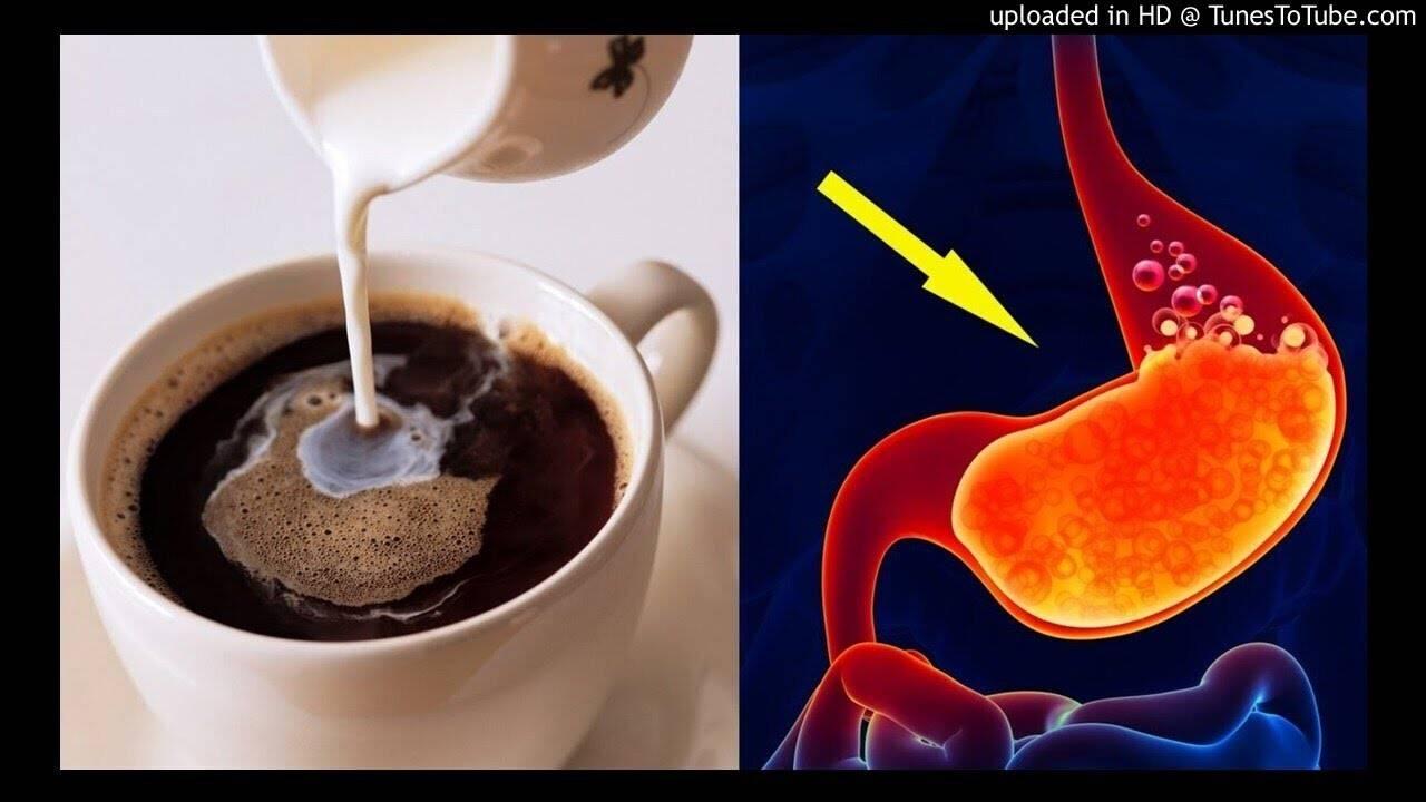 Может ли быть изжога от кофе: основные причины