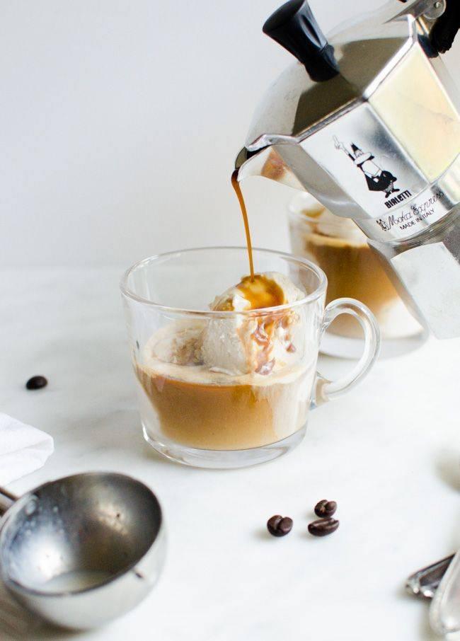 Аффогато кофе что это - простые пошаговые рецепты с фотографиями