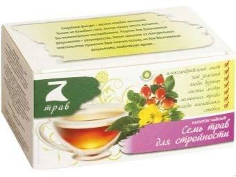 Применение слабительных чаев от запора