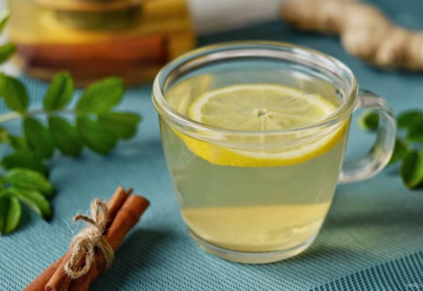 Чай с имбирем: рецепты для похудения, отзывы