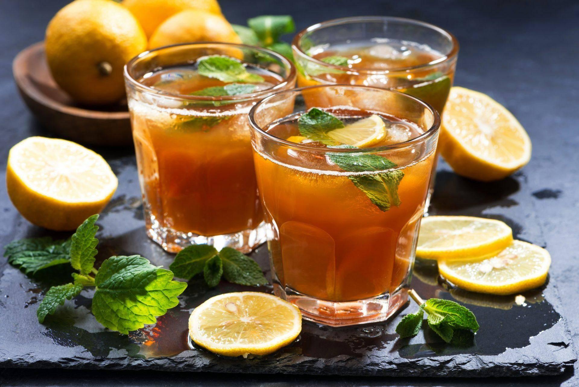 Марокканский чай и рецепт его приготовления