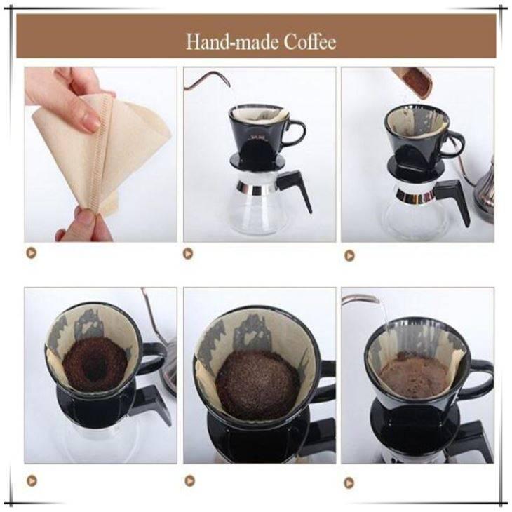 Фильтры для кофеварок: бумажные, многоразовые,нейлоновые, золотые. фильтры для  капельных кофеварок отзывы.