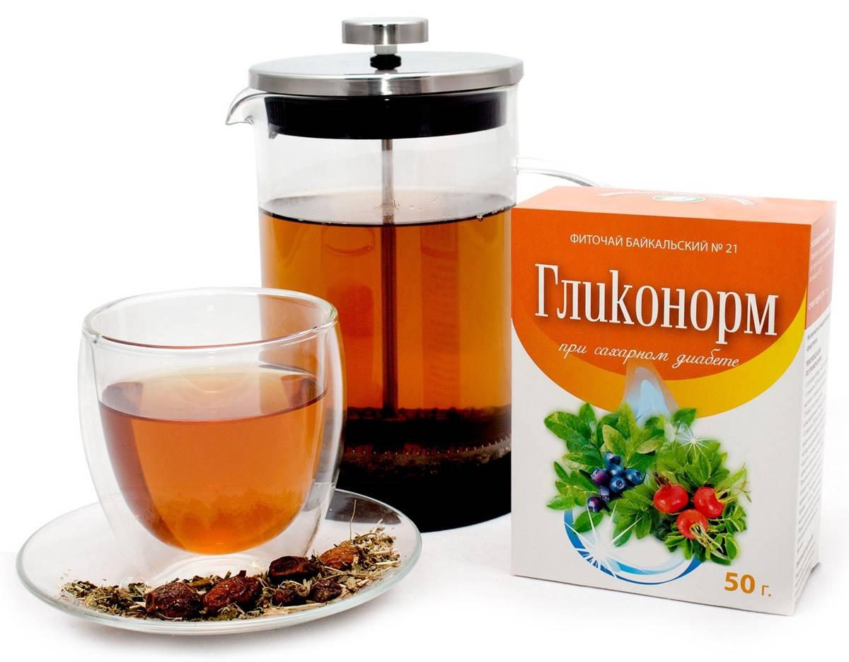 Что можно есть с чаем при сахарном диабете