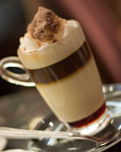 Кофе латте пошаговый рецепт с фото