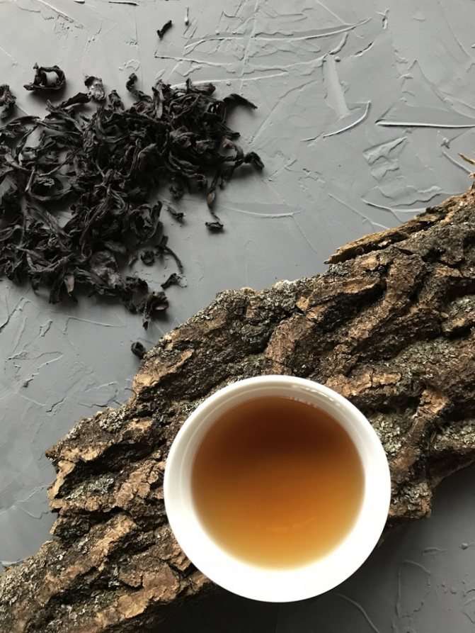 Зеленый чай молочный улун польза и вред