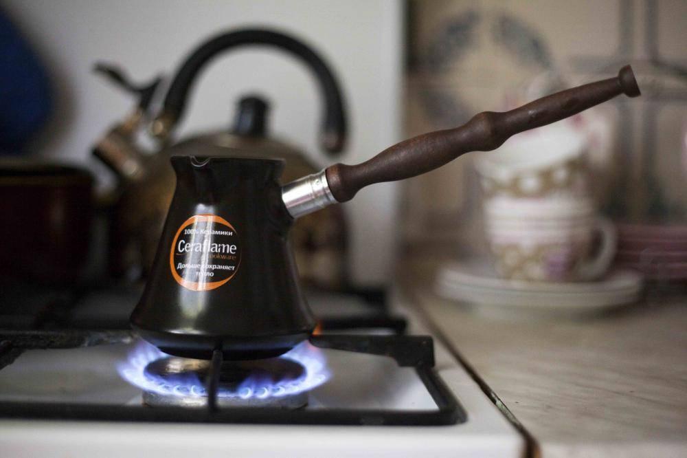 Как правильно варить кофе в турке на газу: лучшие рецепты