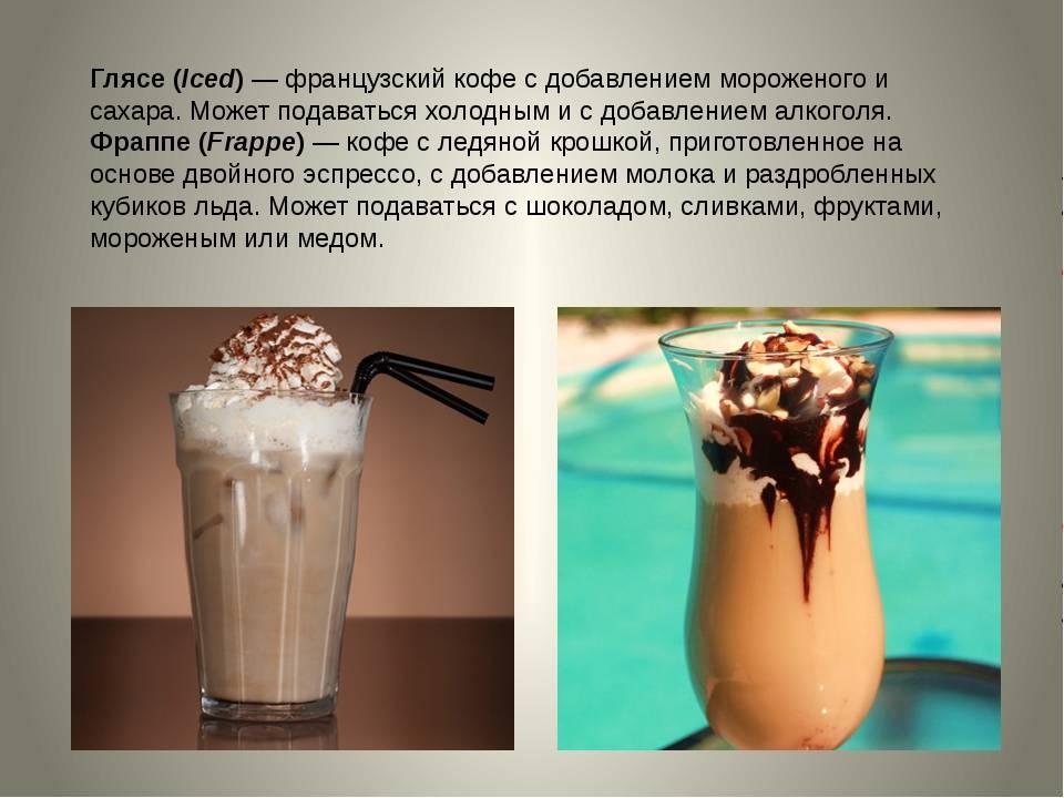 Кофе фраппе рецепт приготовления в домашних условиях