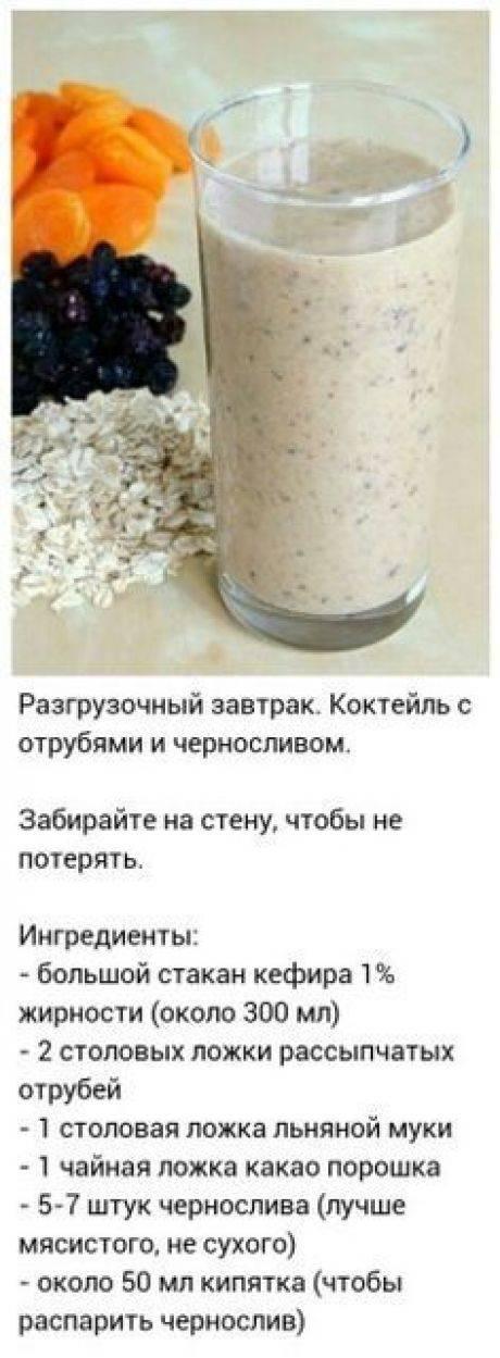 Топ 5 рецептов смузи для похудения и очищения организма