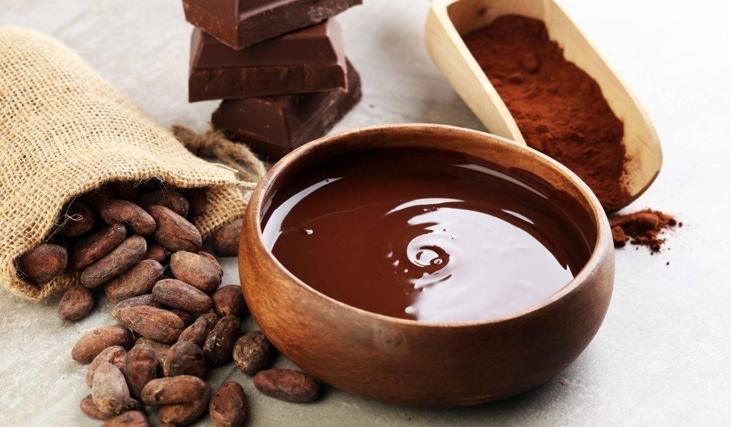 Рецепты кофе с шоколадом и шоколадным сиропом