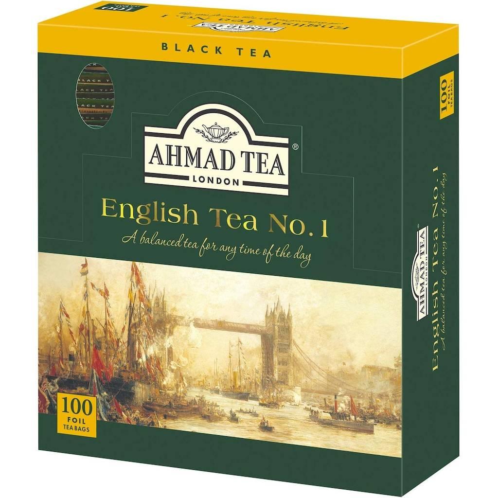 Ахмад чай: ассортимент и отзывы компании ahmad tea
