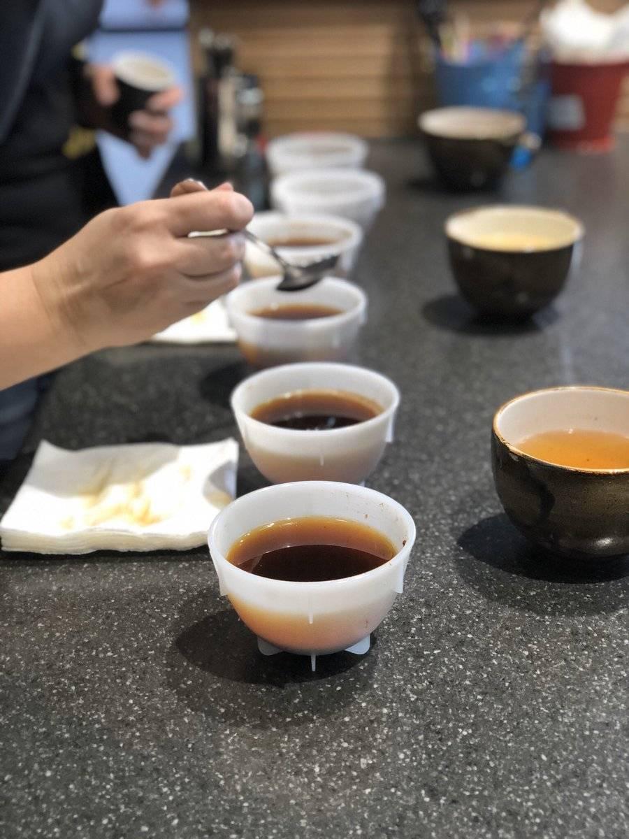 Кофе дегустация этапы. дегустация кофе -пробуем кофе