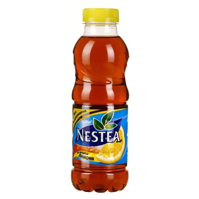 Чай nestea — химический состав, пищевая ценность