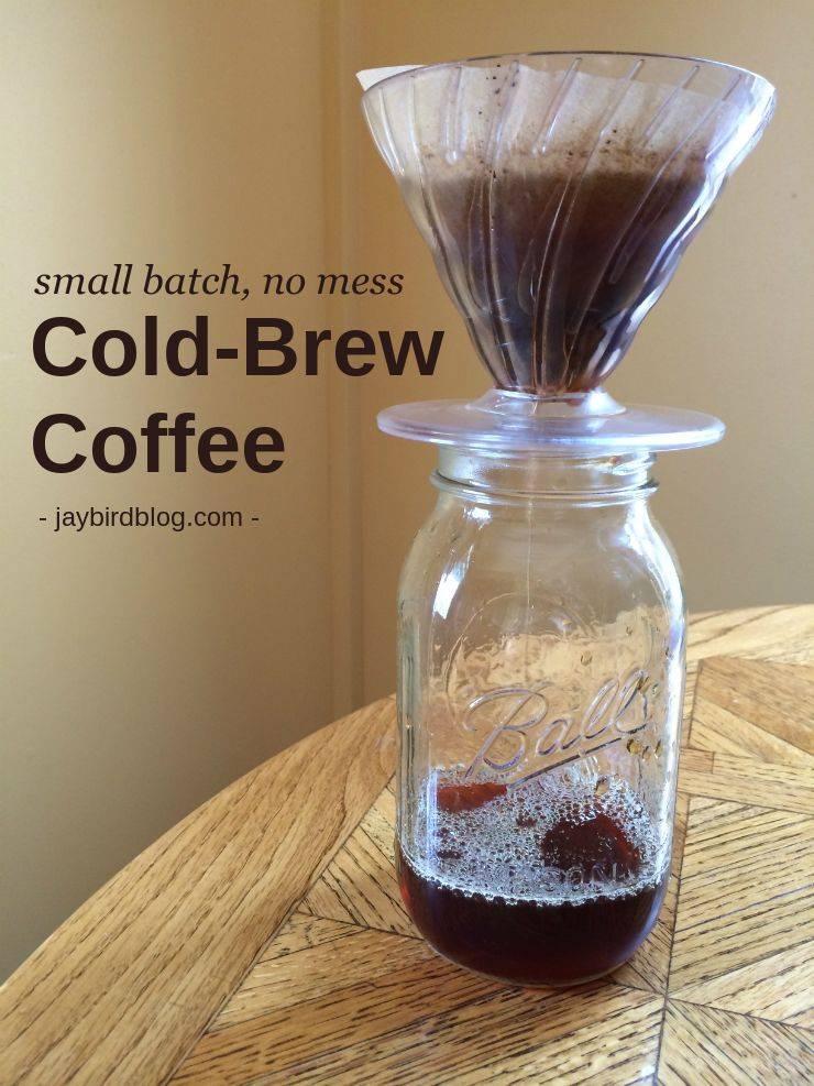 Как приготовить колд брю — освежающий напиток на основе кофе - лайфхакер