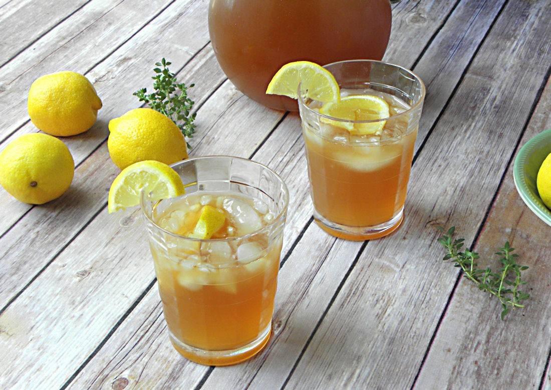 Как сделать холодный чай в домашних условиях