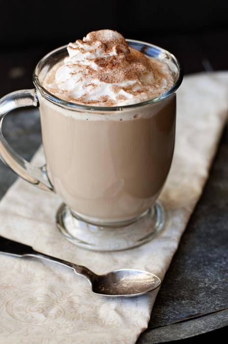 Как правильно готовить кофе со сливками