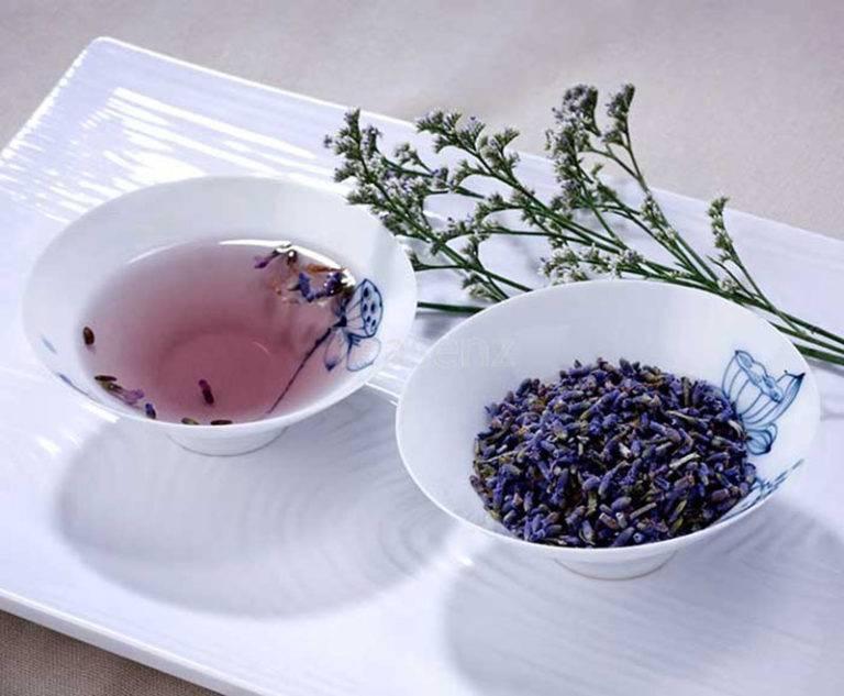 Как приготовить лавандовый чай - wikihow