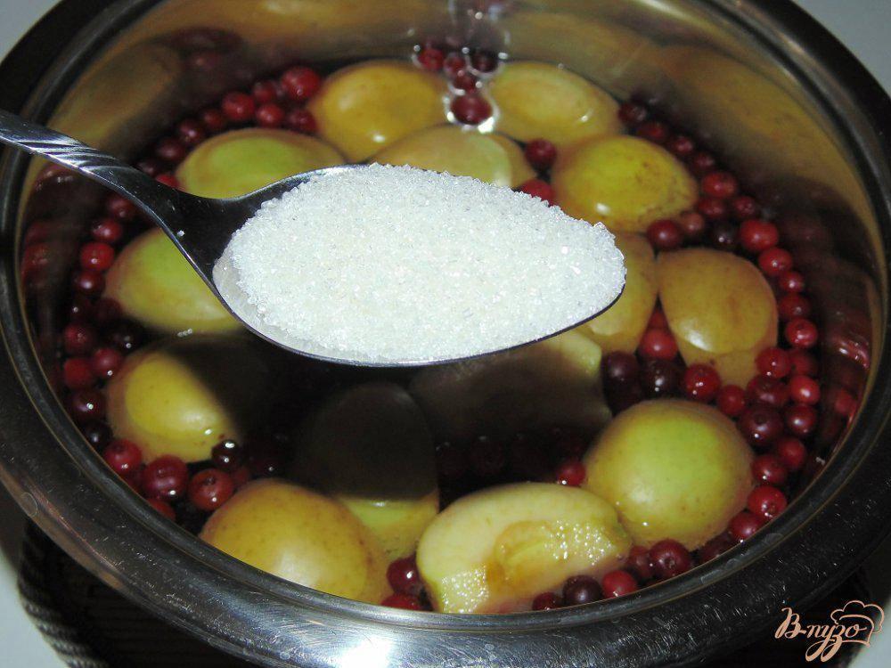 Яблочный компот — 8 рецептов приготовления