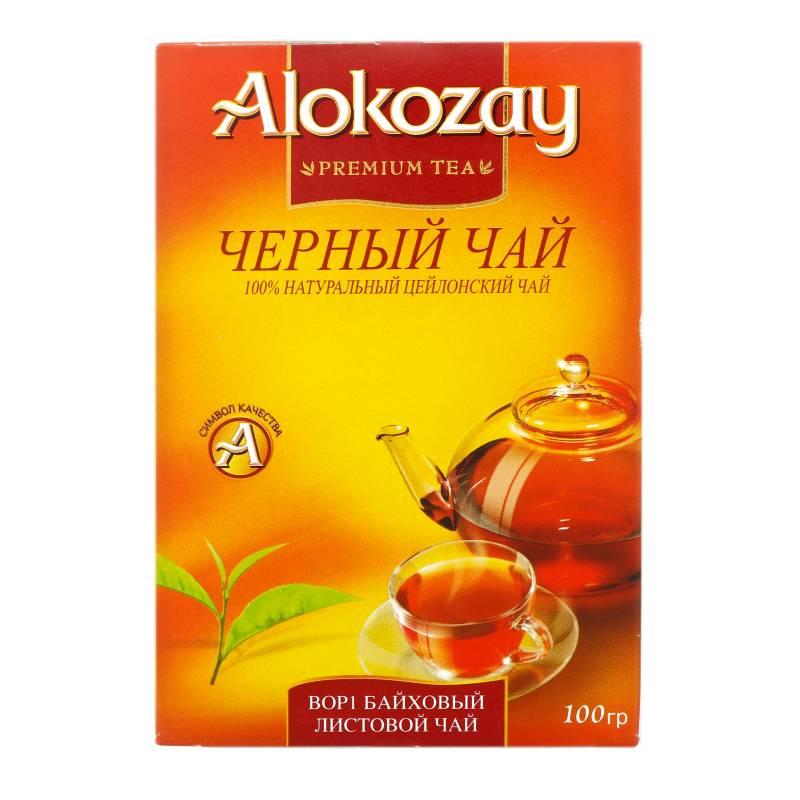 Алокозай чай — найди свой любимый вкус. основные виды чая.