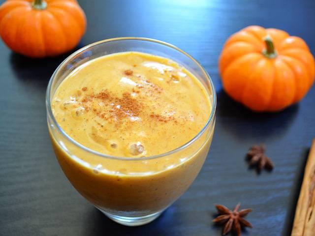 Смузи из тыквы: рецепты для похудения, как приготовить в блендере