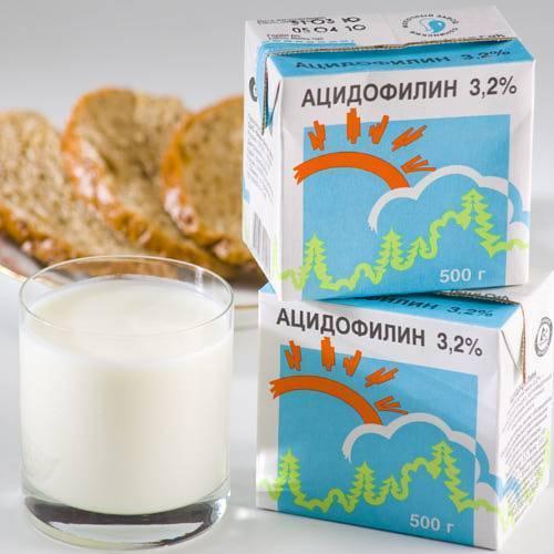 Ацидофилин – польза и вред, лечебные свойства продукта