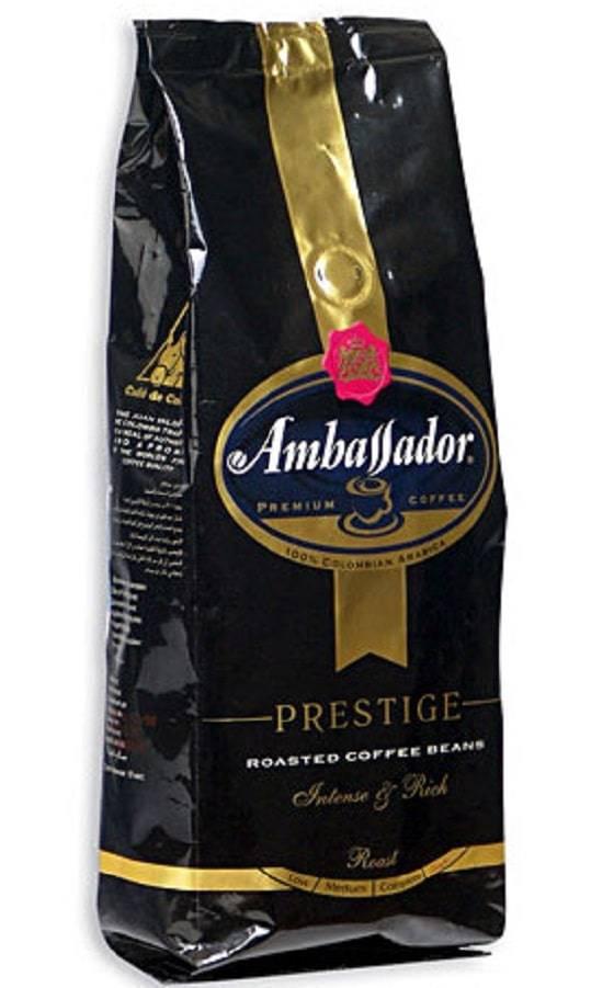 Кофе амбассадор - состав, отзывы, виды. в зернах, блю лейбл, декан