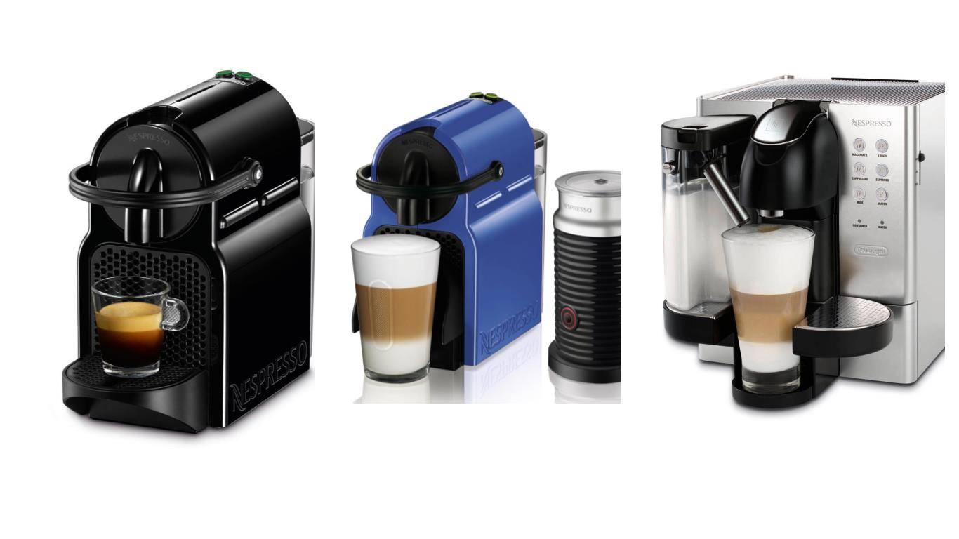 Как выбрать лучшую из кофемашин nespresso: в чем особенности таких аппаратов, на какие характеристики обращать внимание, обзор 7 популярных моделей, их плюсы и минусы