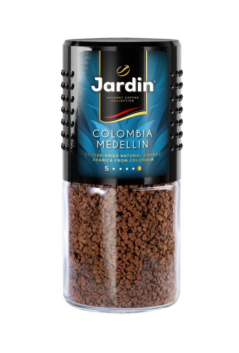 """Ароматный и разный кофе """"jardin"""""""