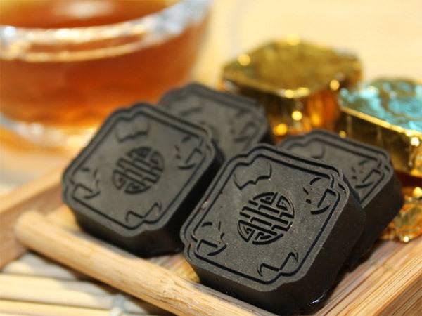 Смола пуэра (ча гао) – уникальный вкус и аромат