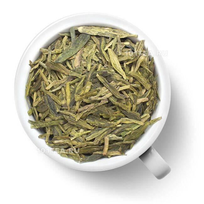 Чай лунцзин: история производства, как заваривать, где купить