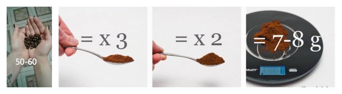Сколько варить кофе в турке дома, какое класть количество ложек