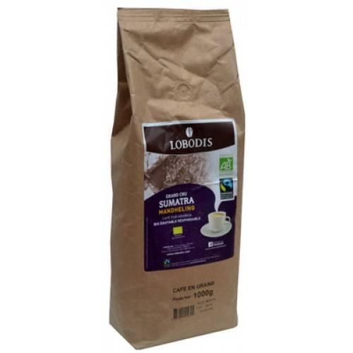 Кофе в зернах lobodis langani ethiopie натуральный жареный 1 кг