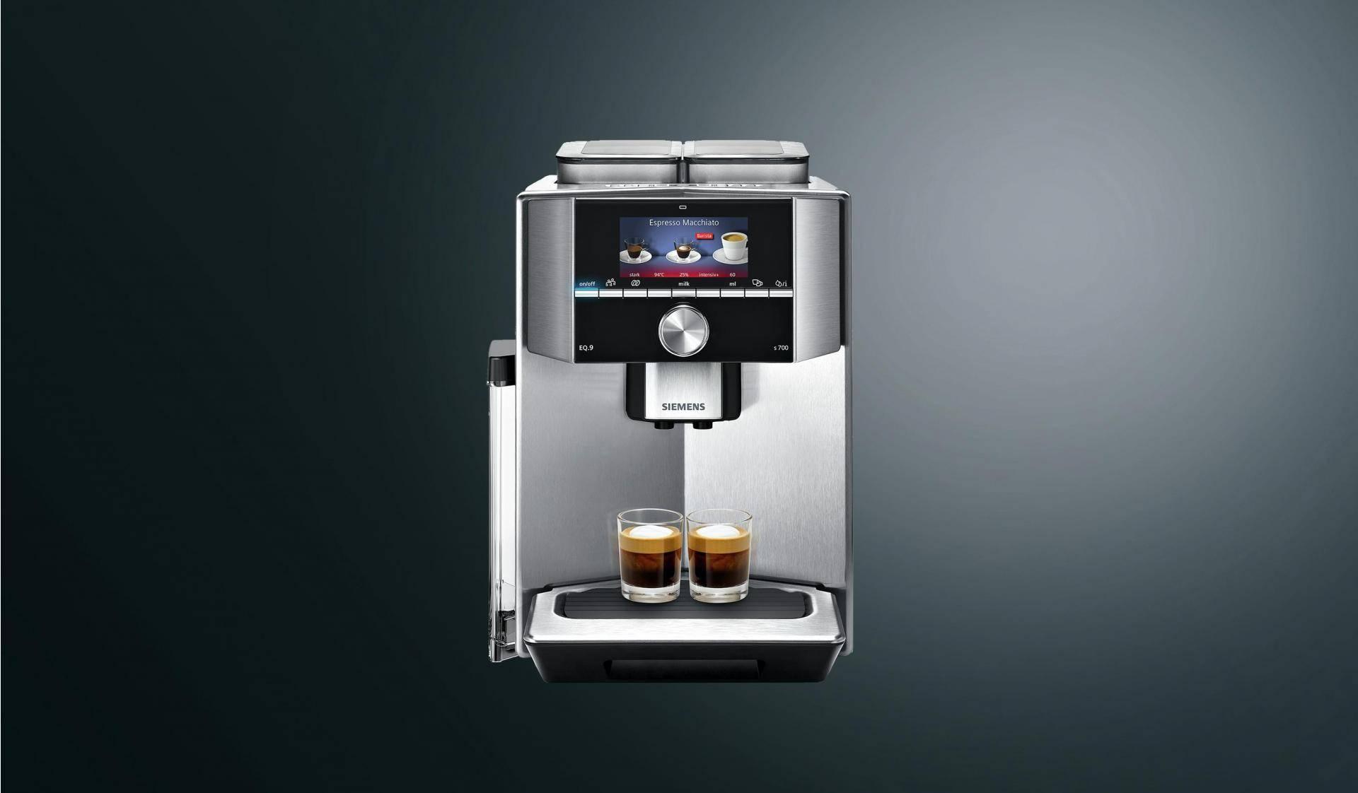 Обзор лучших кофемашин siemens для дома и офиса в 2021 году