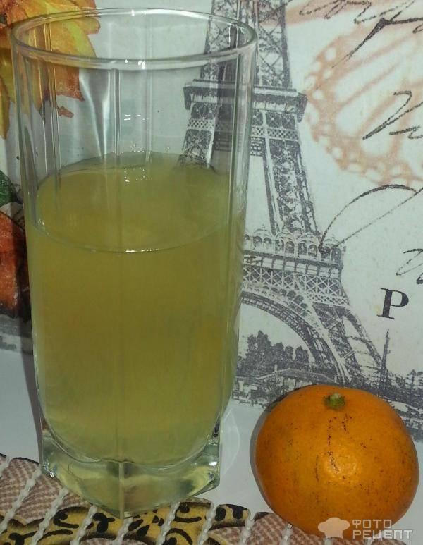 Домашняя фанта из апельсинов и лимона рецепт с фото пошагово - 1000.menu