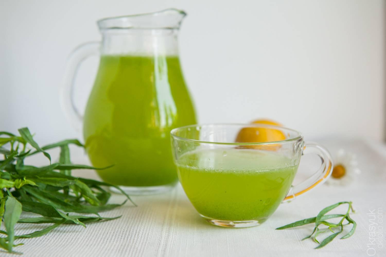 Напиток тархун в домашних условиях: как сделать из травы, рецепт, как приготовить из свежего эстрагона, растущего на даче
