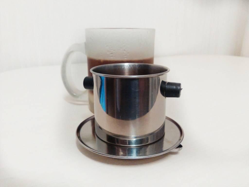 Как приготовить вьетнамский кофе? пошаговый рецепт приготовления кофе по-вьетнамски.