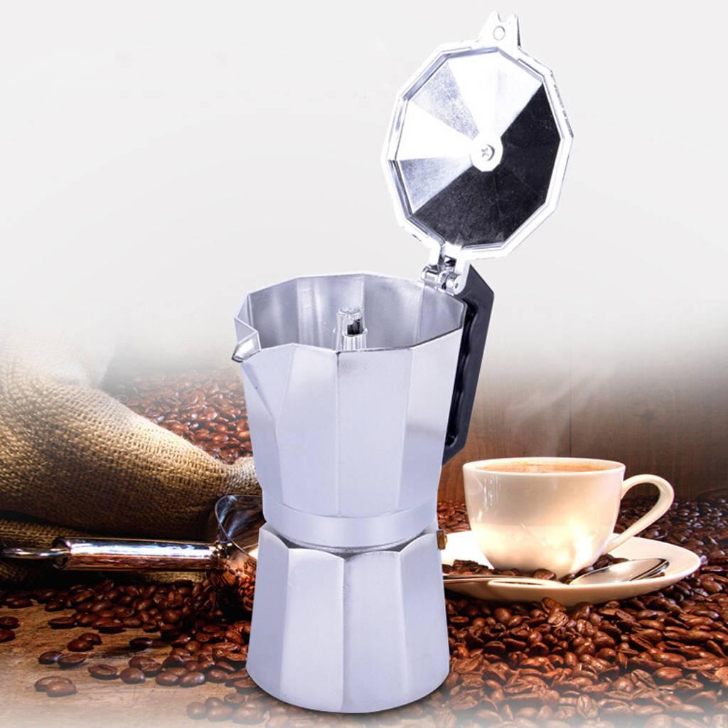 Как приготовить кофе на кухонной плите с помощью перколятора