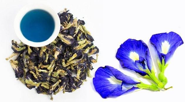 Пурпурный чай чанг шу для похудения – как принимать