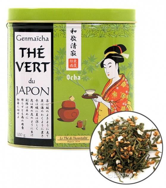 Рисовый чай польза и вред