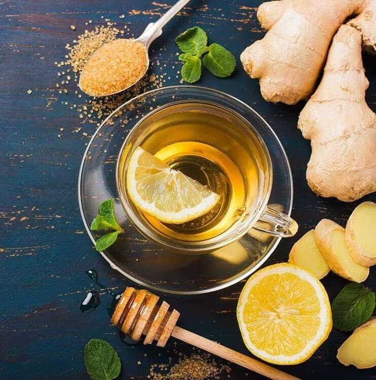 Вода и чай с имбирем для похудения: как правильно приготовить и употреблять