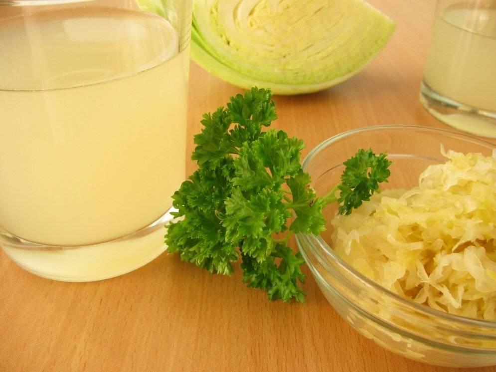 Капустный сок: польза, вред и противопоказания | food and health