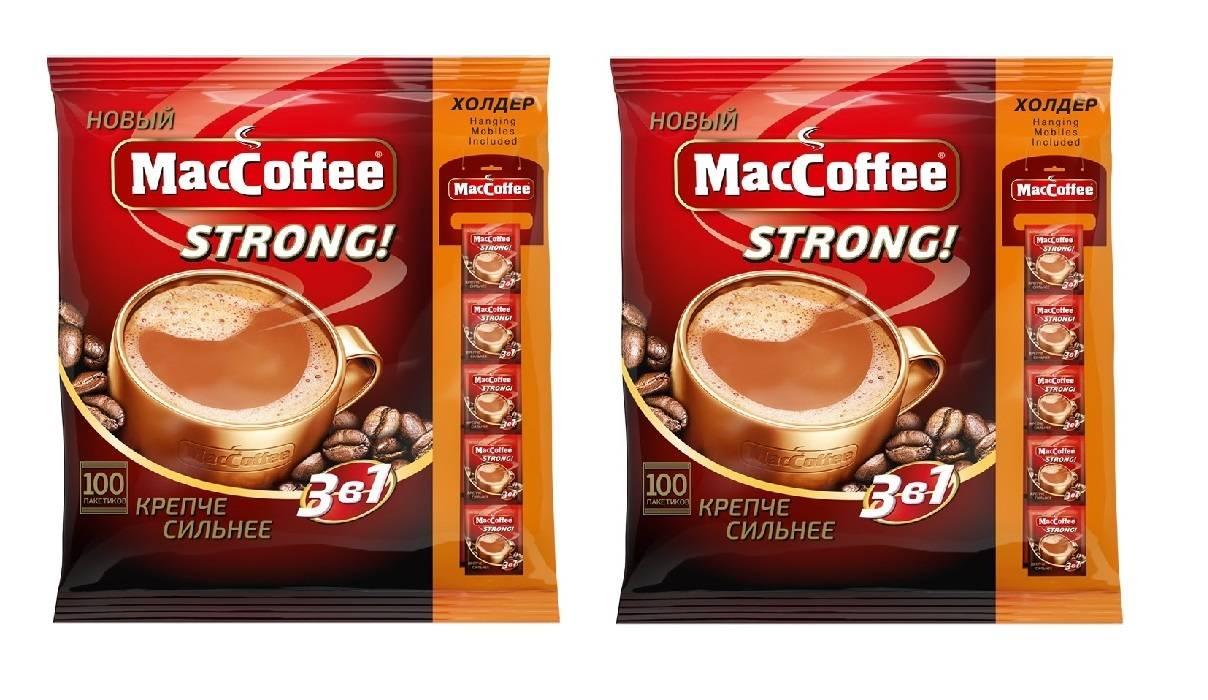 "Знакомимся с кофе ""maccoffee"""